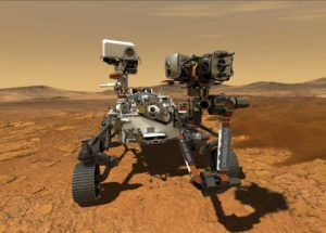 Watch Footage of NASA's Perseverance Rover Making Its First Maneuvers on Mars