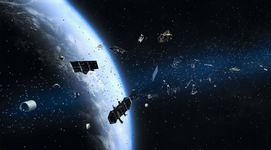 The World's First Commercial Satellite Aiming at Removing Space Debris Was Launched