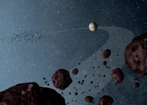 NASA Spots a Comet in Unexpected Place