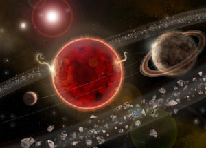 Astronomers Observed A Humongous Flare Of Proxima Centauri