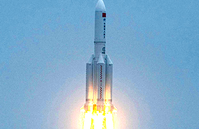 Debris From China's Rocket Will Impact Our Planet Very Soon