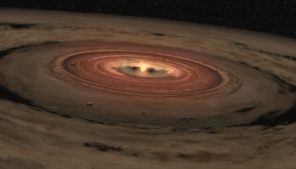 Astronomers Found A New Dwarf Planet – Peculiar Comet On Eccentric Orbit Surrounding The Sun