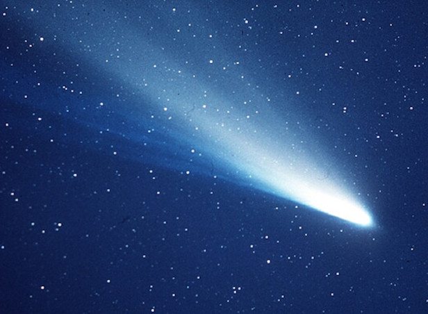 Giant Comet Found Wandering Into Solar System