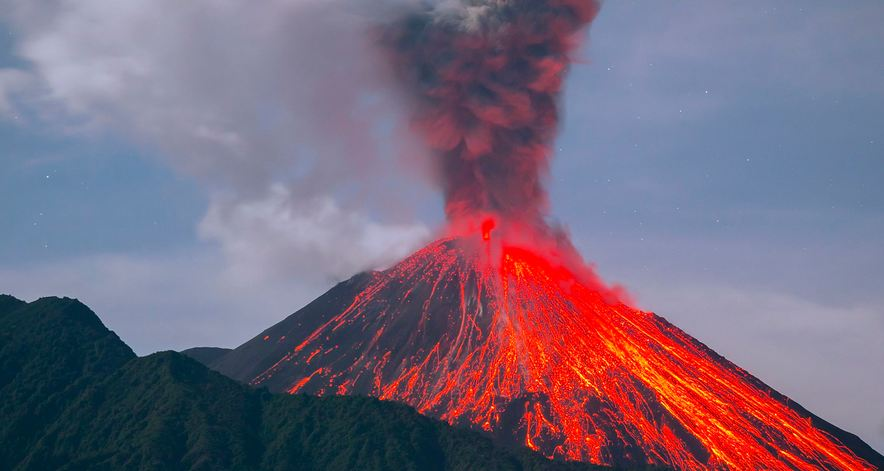 The Atmospheric Ozone Levels Around the Tropics Wrecked by Ancient Volcanic Eruption