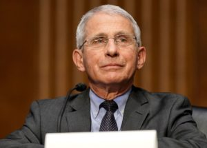 Dr. Anthony Fauci Says It's Too Soon to Consider Christmas Gatherings