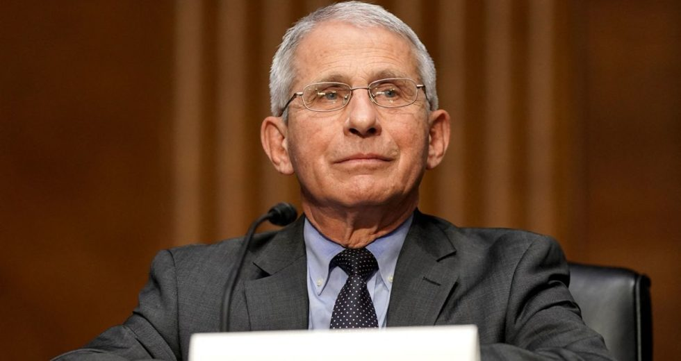 """Fauci Drops New Covid News: """"Our Society Is Really Totally Nuts"""""""