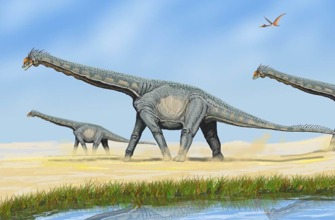Study Suggests That the Dinosaurs Were Likely Doomed Before the Asteroid Struck