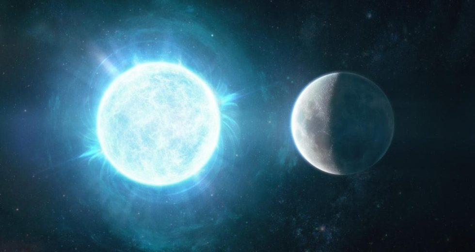 Astronomers Discovered A Moon-Sized Ultra-Dense White Star
