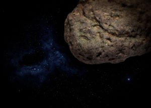 Potentially Hazardous Asteroid Approaches Earth at Great Speed