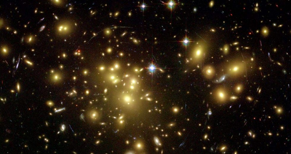 Newfound Cosmic Cloud Stuns Astronomers With Its Impressive Size