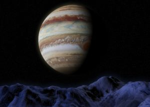 One of Jupiter's Moons Could Have Conditions for Hosting Life