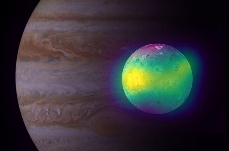 NASA's Juno Probe Detects Strange Radio Waves From Moon Io