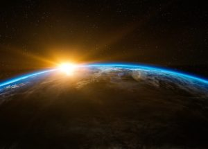 Human-Induced Gas Surges in Earth's Atmosphere