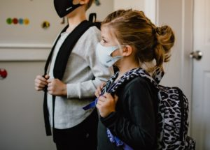The CDC Discovers That Masks Help Preventing COVID Outbreaks in Schools