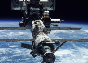 Russian Crew is Shooting the First Featured Film on the International Space Station
