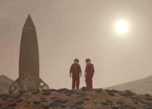 Four-Year Mission to Mars Would Bypass Radiation-Related Health Risks, New Study Finds
