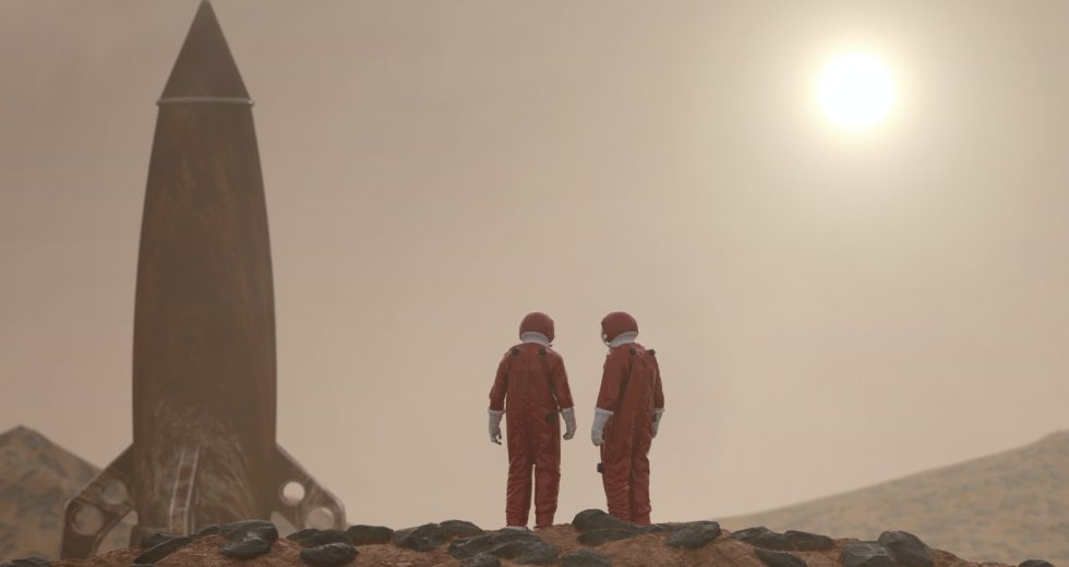 NASA Scientist Responds to the Ultimate Question: is Mars a Habitable Planet?