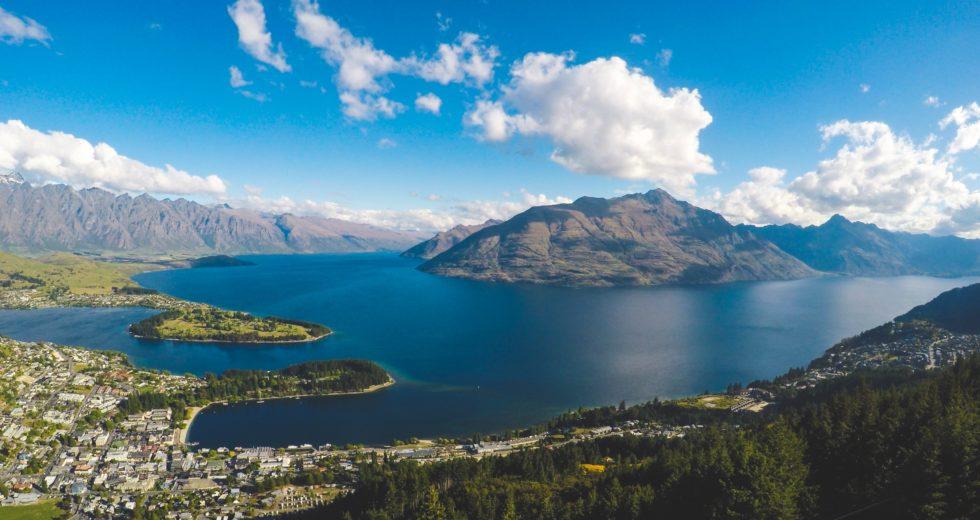 Strong Earthquake Jolts Region Near New Zealand