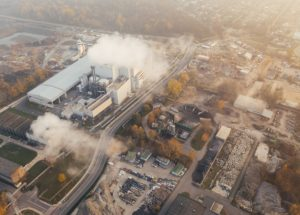 There's a Huge Plant Built for Extracting Carbon Dioxide From the Atmosphere