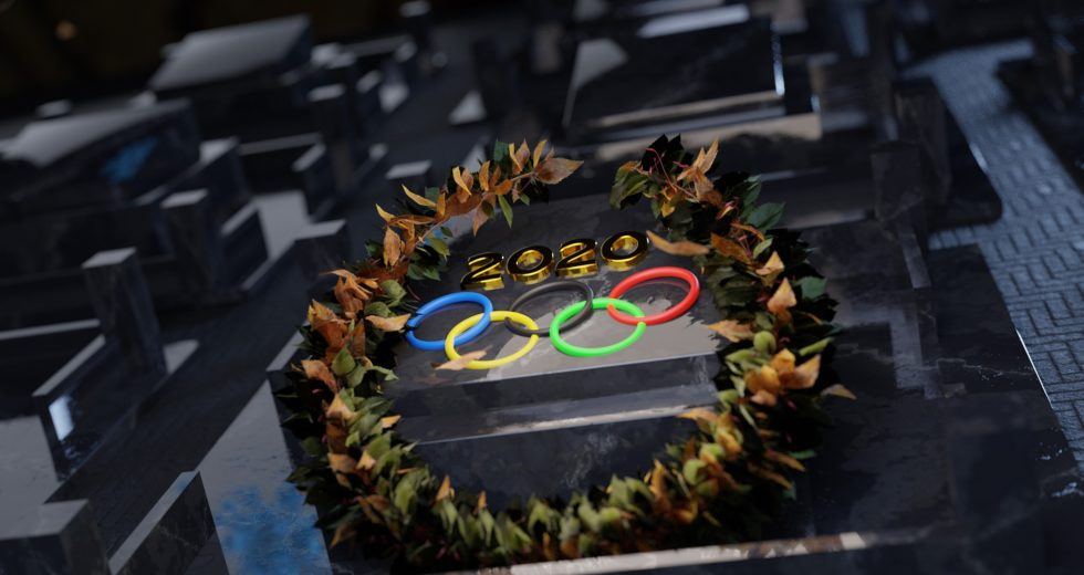 Earthquake Rumbles the Tokyo Olympic Games
